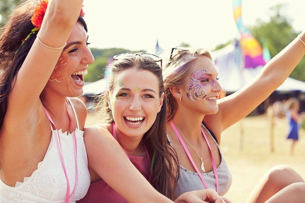 Hot Festival Beauty Looks You'll See Everywhere & How to DIY