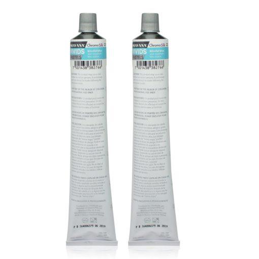 PRAVANA ChromaSilk Vivids (Blissful Blue) 3 0z - 2 Pack