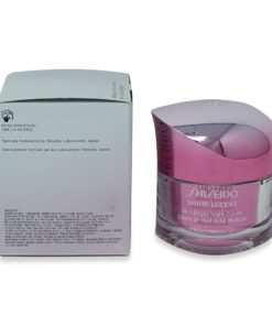Shiseido White Lucent Multibright Night Cream, 1.7 oz.