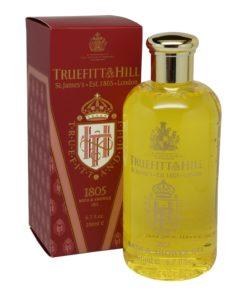 Truefitt & Hill 1805 Bath & Shower Gel For Men 6.7 oz.
