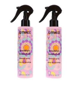 Amika Brooklyn Bombshell Blowout Volume Spray, 6.7 oz. 2 Pack