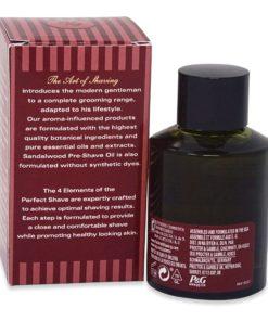 The Art of Shaving Pre-Shave Oil, Sandalwood, 2 Oz