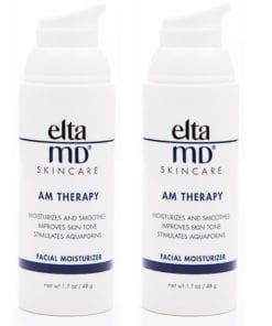 Elta MD AM Therapy Facial Moisturizer 1.7 oz. - Two Pack