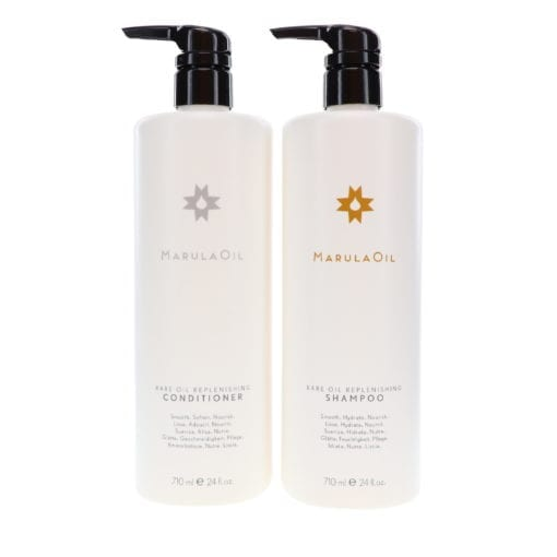 Paul Mitchell Marula Oil Rare Oil Replenishing Shampoo and Conditioner 24 oz. Combo Pack