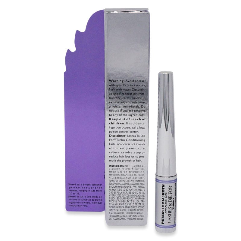 Peter Thomas Roth Lashes To Die Conditioning Lash Enhancer ...