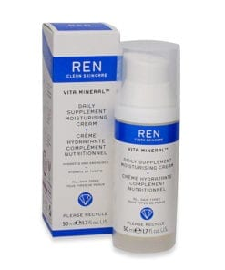 REN Skincare Vita Mineral Daily Supplement Moisturising Cream-1.7 Oz