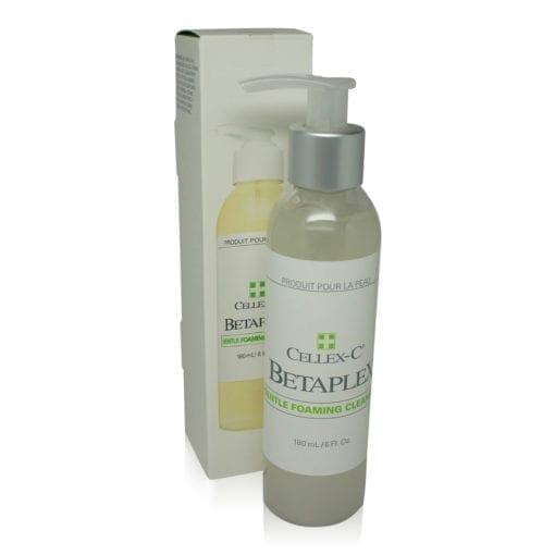 Cellex C Betaplex Gentle Foaming Cleanser 6 Oz