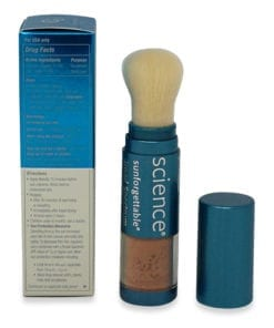 Colorescience Sunforgettable Brush on Sunscreen SPF 30 Tan 0.21 oz.