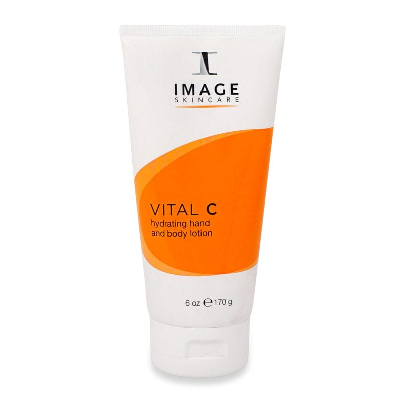 Vital C Hydrating Hand & Body Lotion 6 ounce front view of product
