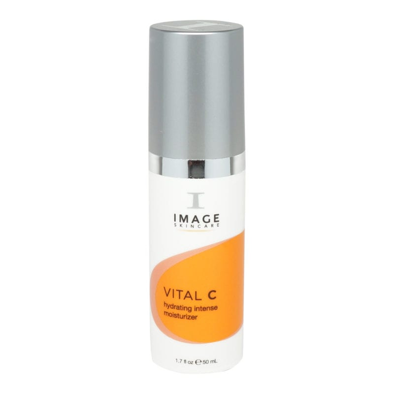 Vital C Hydrating Intense Moisturizer front view of 1.7 oz bottle.
