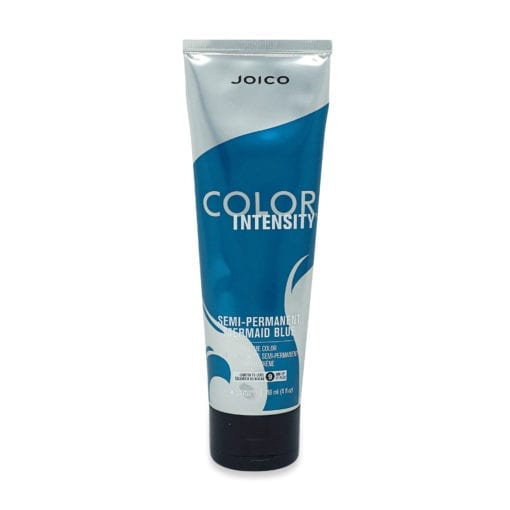 Joico Vero K-Pak Intensity Semi Permanent Hair Color Mermaid Blue, 4 oz.