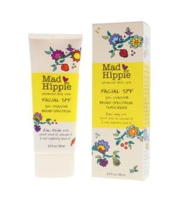 Mad Hippie Facial SPF 30+ Sunscreen 2 oz