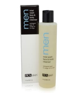 PCA Skin Men's Total Face Wash and Body Cleanser 7 oz.