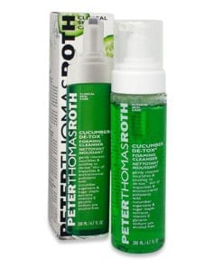 Peter Thomas Roth Cucumber Detox Foaming Cleanser 6.7 oz.
