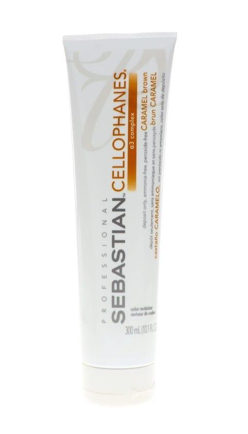 Sebastian Cellophanes Caramel Brown 10.2 oz