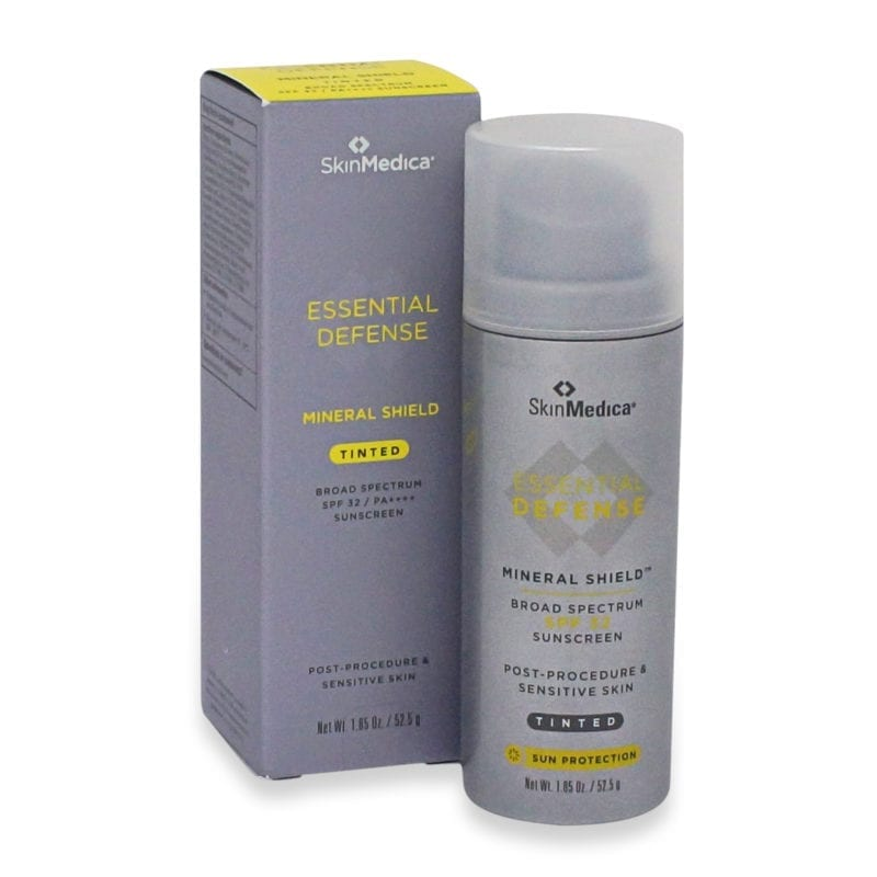 SkinMedica Essential Defense Mineral Tinted Sunscreen