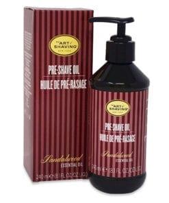 The Art of Shaving, Pre-Shave Oil, Sandalwood, 8 Oz