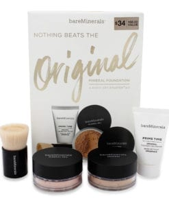 bareMinerals Nothing Beats the Original Complexion Kit Medium Beige 12
