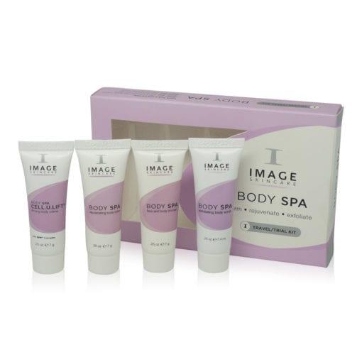 IMAGE Skincare BODY SPA Travel Trial Kit