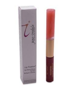 jane iredale Lip Fixation Lip Stain/Gloss Fascination 0.2 oz