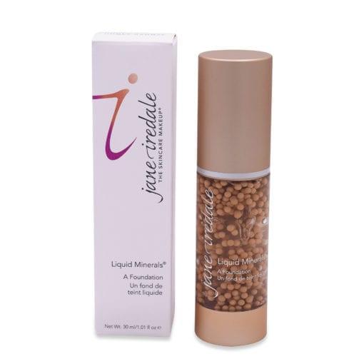 jane iredale Liquid Minerals A Foundation Honey Bronze 1.01 oz