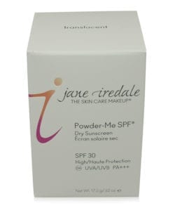 jane iredale Powder-Me SPF Dry Sunscreen Translucent