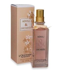 L'Occitane Neroli & Orchidee Eau de Toilette Spray 2.5 oz.