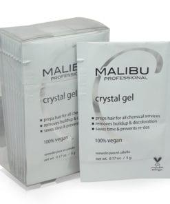 Malibu C Crystal Gel Normalizer (Box of 12) (5g Packet)