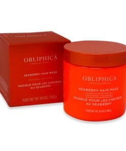 Obliphica Professional Seaberry Fine to Medium Mask, 16.9 oz.
