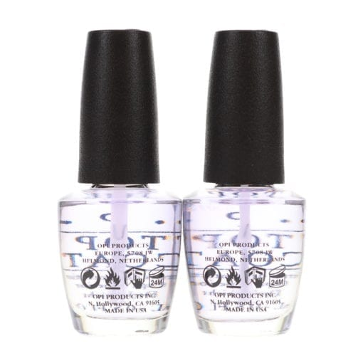 OPI Top Coat T30 0.5 oz 2 Pack