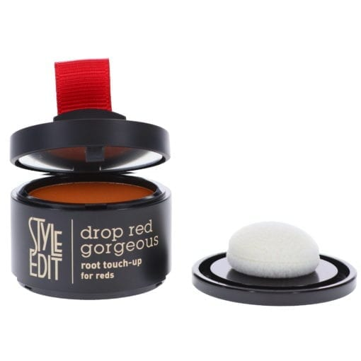 Style Edit Drop Red Gorgeous Touch Up Powder Light Red 0.13 oz