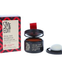 Style Edit Drop Red Gorgeous Touch Up Powder Medium Red 0.13 oz