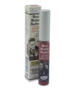 theBalm Meet Matte Hughes - Charming Lip Color 0.25 Oz
