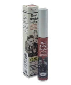 theBalm Meet Matte Hughes - Sincere Lip Color 0.25 Oz
