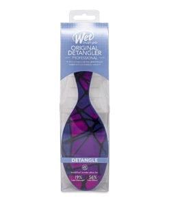 Wet Brush - Pro Original Detangler (1 Brush) Stain Glass Purple