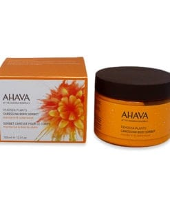 Ahava Dead Sea Plants Caressing Body Sorbet 12.3 oz.