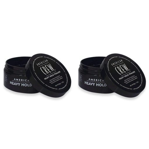 American Crew Heavy Hold Pomade 3 Oz- 2 Pack