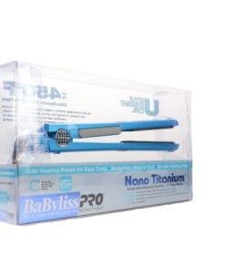 BaBylissPRO Nano Titanium U Styler 1 Inch