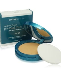 Colorescience Finish Pressed Foundation SPF 20 Medium Bisque 0.42 oz.