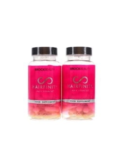 Hairfinity Healthy Hair 60 count (1 month supply) - 2 Pack