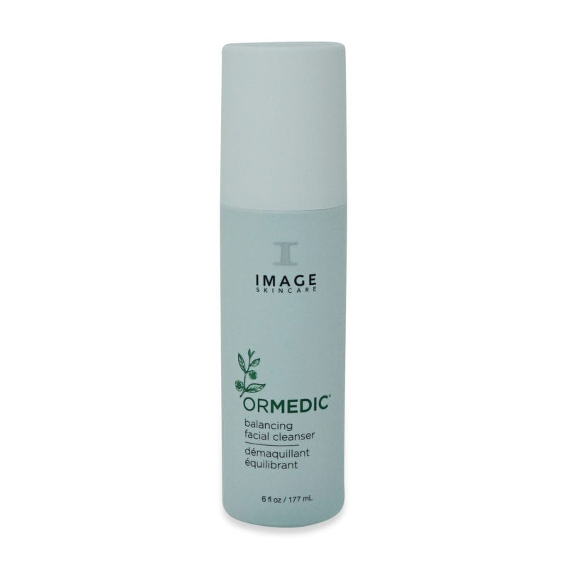 Image Skincare Ormedic Balancing Facial Cleanser Product Front View