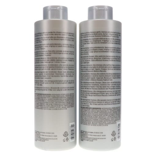 Joico Moisture Recovery Shampoo 33.8 oz. and Moisture Recovery Conditioner 33.8 oz. Combo Pack