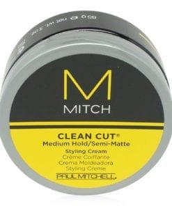 Paul Mitchell Mitch Clean Cut Styling Cream 3 oz.