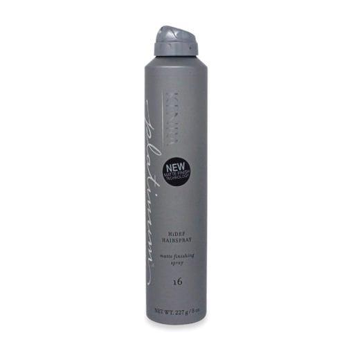 Kenra Platinum HiDef Hairspray  #16 - 8 Oz