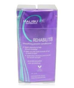 Malibu C Rehabilit8 Protein Conditioner 6 Pack 12ML