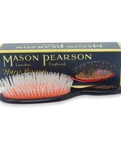 Mason Pearson Pocket Brush - Travel Brush - Nylon Hair Brush