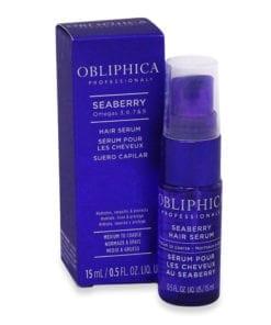 Obliphica Seaberry Omega 3,6,7,9 Serum Medium to Coarse, 0.5 oz.