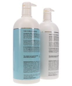 Ouidad Curl Quencher Moisturizing Shampoo 33.8 oz & Conditioner 33.8 oz Combo Pack