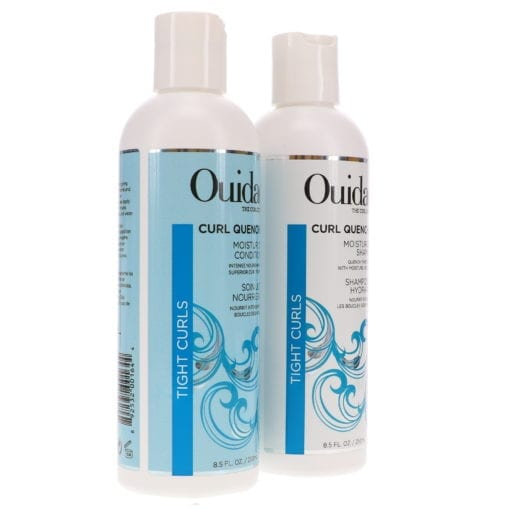 Ouidad Curl Quencher Moisturizing Shampoo 8.5 oz & Conditioner 8.5 oz Combo Pack