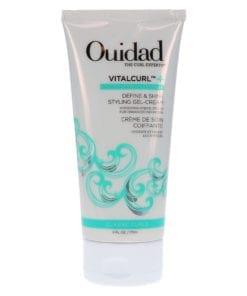 Ouidad VitalCurl+ Define & Shine Styling Gel-Cream, 6 oz.